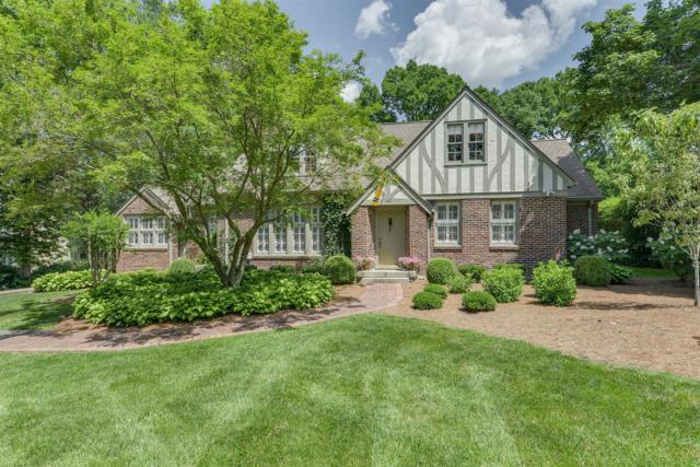 326 Walnut Drive, Nashville, TN 37205 (MLS #1872468) :: Berkshire Hathaway HomeServices Woodmont Realty