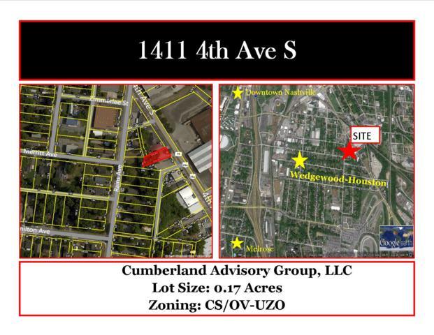1411 4Th Ave S, Nashville, TN 37210 (MLS #1872483) :: CityLiving Group