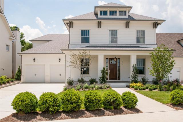 208 Cavanaugh Lane # 1292, Franklin, TN 37064 (MLS #1872658) :: The Kelton Group