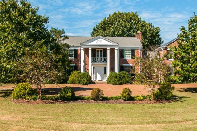 6129 Hillsboro Pike, Nashville, TN 37215 (MLS #1872832) :: Ashley Claire Real Estate - Benchmark Realty