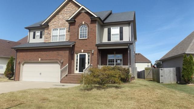 3545 Southwood Dr, Clarksville, TN 37042 (MLS #1872925) :: Berkshire Hathaway HomeServices Woodmont Realty