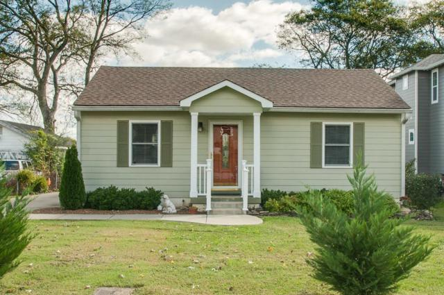 616 Waco Dr, Nashville, TN 37209 (MLS #1873460) :: The Milam Group at Fridrich & Clark Realty