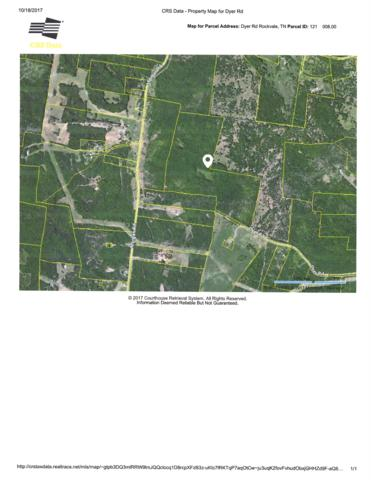 0 Dyer Rd, Rockvale, TN 37153 (MLS #1873500) :: EXIT Realty Bob Lamb & Associates