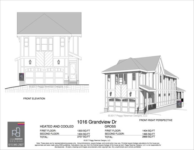 1016 Grandview, Nashville, TN 37204 (MLS #1873605) :: FYKES Realty Group