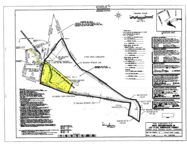 0 Sherwood Court, Nashville, TN 37215 (MLS #1873612) :: CityLiving Group