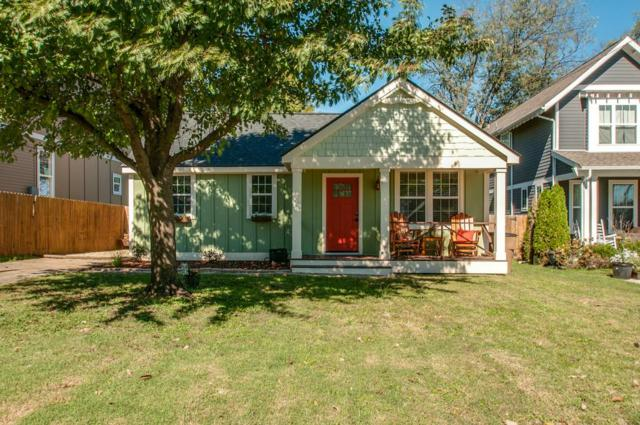 608 Moore Ave, Nashville, TN 37203 (MLS #1873647) :: NashvilleOnTheMove | Benchmark Realty