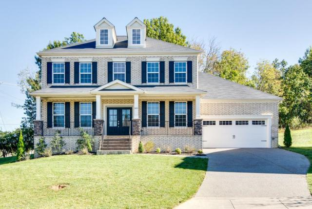 441 Valley Spring Dr, Mount Juliet, TN 37122 (MLS #1873765) :: Berkshire Hathaway HomeServices Woodmont Realty