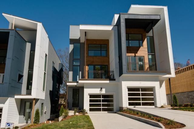 1011 B Southside Avenue, Nashville, TN 37203 (MLS #1873846) :: DeSelms Real Estate