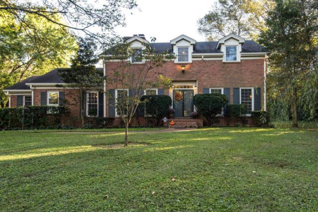 1223 Carl Seyfert Memorial Dr, Brentwood, TN 37027 (MLS #1873892) :: DeSelms Real Estate