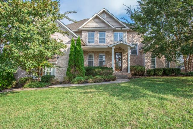1716 Stoney Hill Ln, Spring Hill, TN 37174 (MLS #1873935) :: Berkshire Hathaway HomeServices Woodmont Realty