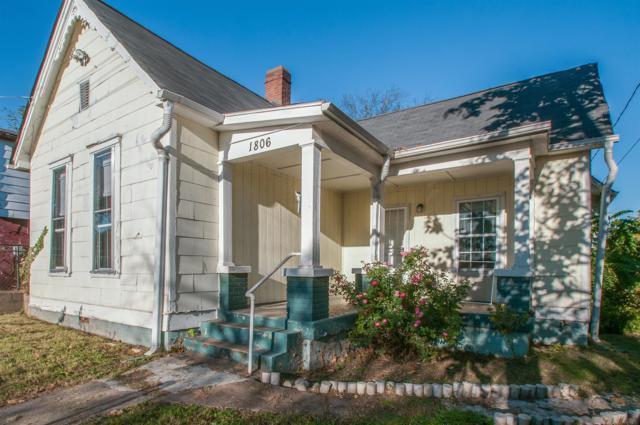 1806 15th Ave N, Nashville, TN 37208 (MLS #1874132) :: DeSelms Real Estate
