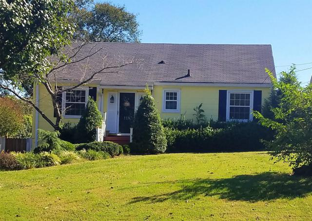 118 Oceola Ave, Nashville, TN 37209 (MLS #1874137) :: FYKES Realty Group