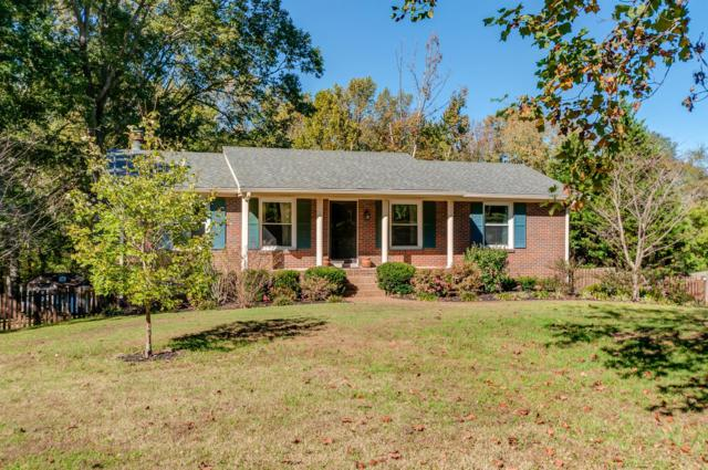 116 Heather Place, Brentwood, TN 37027 (MLS #1874192) :: DeSelms Real Estate