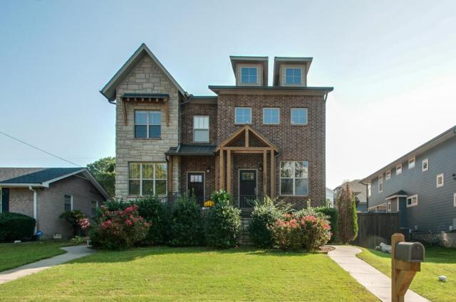 1702 B 15th Ave S, Nashville, TN 37212 (MLS #1874207) :: Berkshire Hathaway HomeServices Woodmont Realty