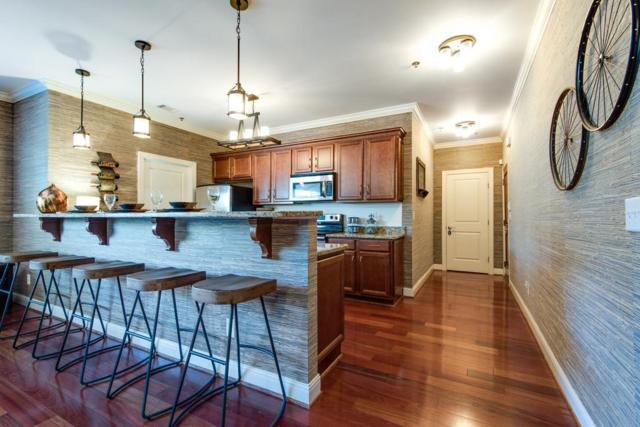 303 Criddle St Apt 112 #112, Nashville, TN 37219 (MLS #1874258) :: Berkshire Hathaway HomeServices Woodmont Realty