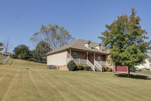 1018 Creek Bottom Road, White Bluff, TN 37187 (MLS #1874288) :: Berkshire Hathaway HomeServices Woodmont Realty
