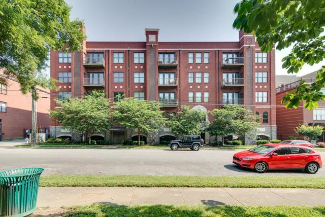 702 Wedgewood Park Apt 405, Nashville, TN 37203 (MLS #1874305) :: DeSelms Real Estate