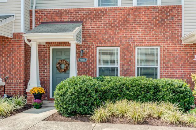 2005 Arum Ct #2005, Spring Hill, TN 37174 (MLS #1874307) :: DeSelms Real Estate