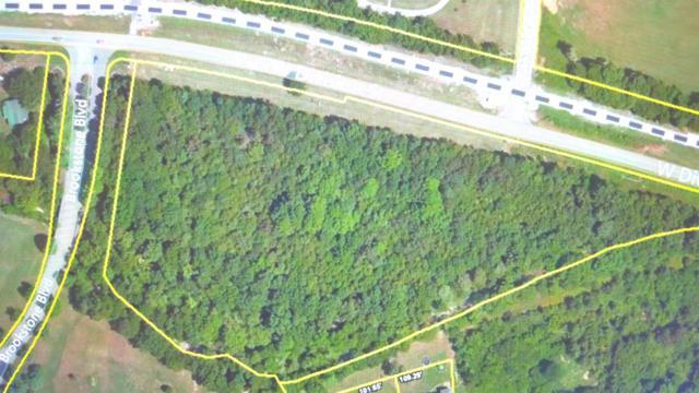 0 Division West St, Mount Juliet, TN 37122 (MLS #1874609) :: DeSelms Real Estate