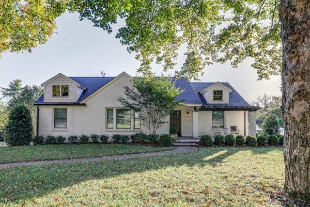 3528 Pleasant Valley Rd, Nashville, TN 37204 (MLS #1875722) :: The Milam Group at Fridrich & Clark Realty