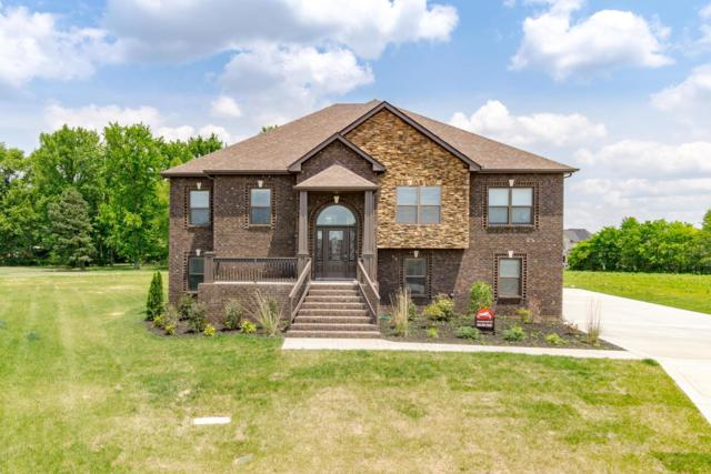 25 Hartley Hills, Clarksville, TN 37043 (MLS #1875942) :: DeSelms Real Estate