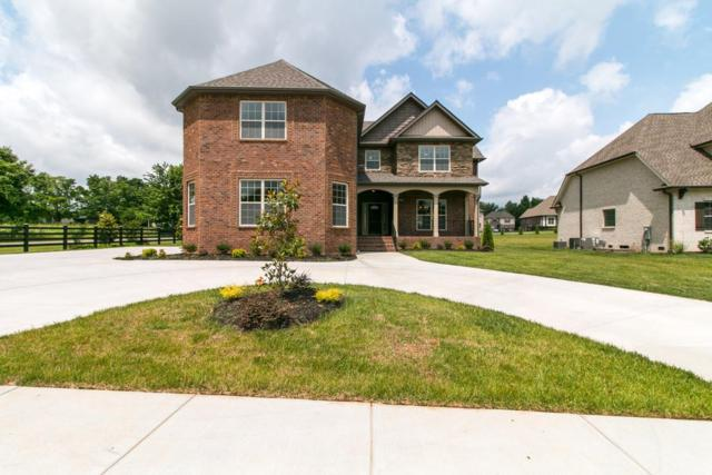 1 Copperstone, Clarksville, TN 37043 (MLS #1876904) :: NashvilleOnTheMove | Benchmark Realty