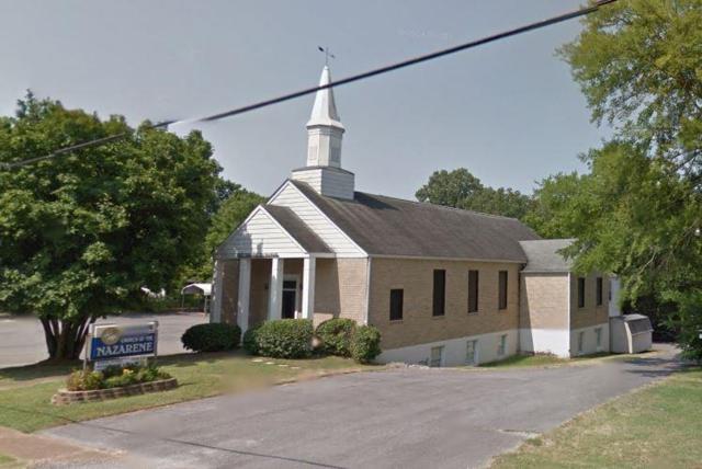 153 Washington Ave, Camden, TN 38320 (MLS #1877095) :: Exit Realty Music City