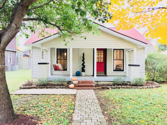 4502 Idaho Ave, Nashville, TN 37209 (MLS #1878265) :: NashvilleOnTheMove | Benchmark Realty