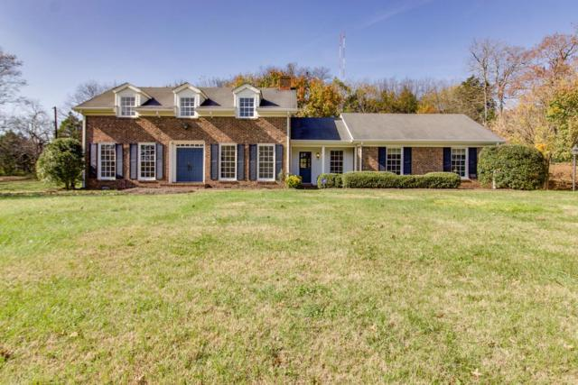 5651 Hickory Springs Rd, Brentwood, TN 37027 (MLS #1879085) :: Ashley Claire Real Estate - Benchmark Realty