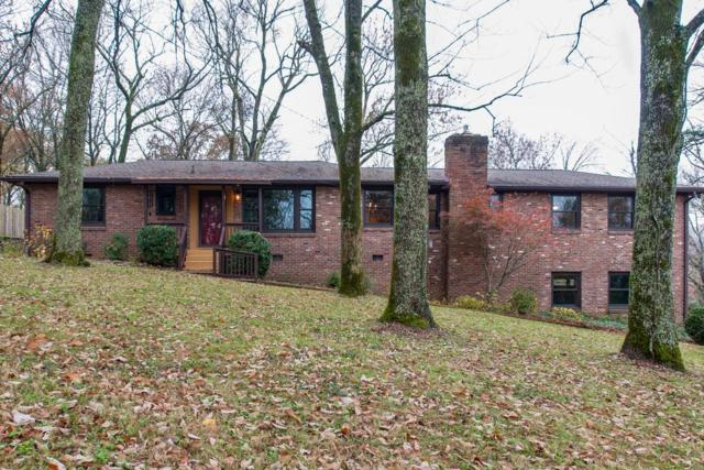 1133 Sparta Rd, Nashville, TN 37205 (MLS #1879465) :: DeSelms Real Estate