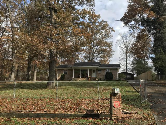 111 W Toliver Rd, Manchester, TN 37355 (MLS #1879648) :: CityLiving Group