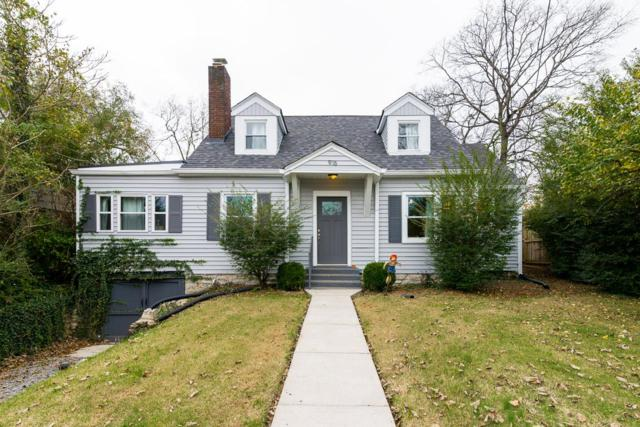 916 Maynor St, Nashville, TN 37216 (MLS #1880536) :: KW Armstrong Real Estate Group