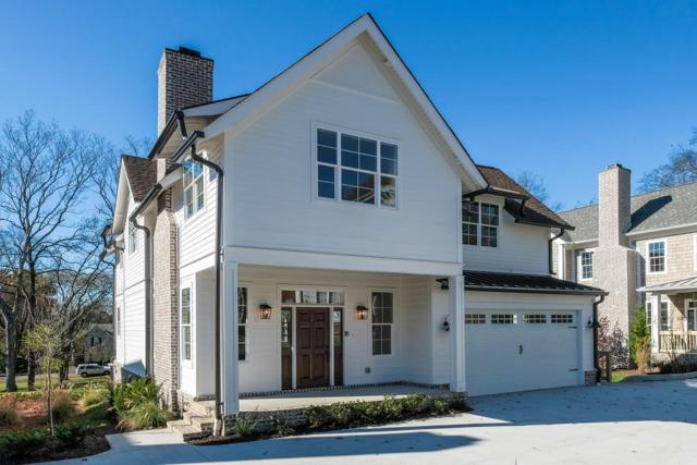 3304 C Hobbs Road, Nashville, TN 37215 (MLS #1880623) :: The Lipman Group Sotheby's International Realty