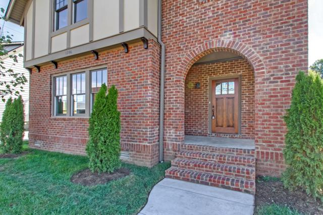 1206 63rd Ave, Nashville, TN 37209 (MLS #1880640) :: The Milam Group at Fridrich & Clark Realty