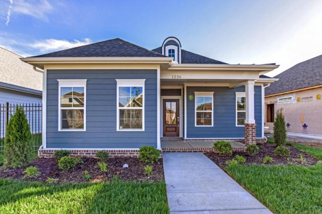 1226 Charleston Blvd, Murfreesboro, TN 37130 (MLS #1880867) :: John Jones Real Estate LLC