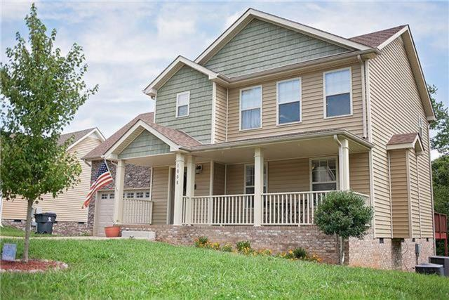 1008 Ishee Dr, Clarksville, TN 37042 (MLS #1881099) :: Living TN