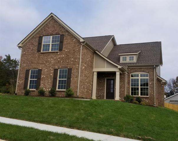 3024 Queens Lane Lot 36, Nashville, TN 37218 (MLS #1881181) :: Ashley Claire Real Estate - Benchmark Realty