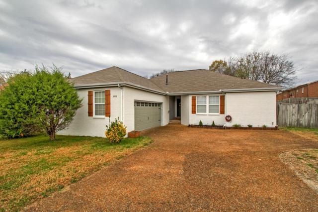 820 Lake Terrace Dr, Nashville, TN 37217 (MLS #1881558) :: NashvilleOnTheMove   Benchmark Realty