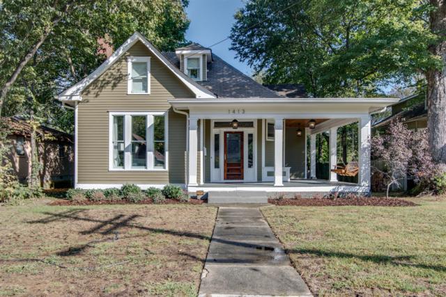 1413 Douglas Ave, Nashville, TN 37206 (MLS #1881651) :: KW Armstrong Real Estate Group
