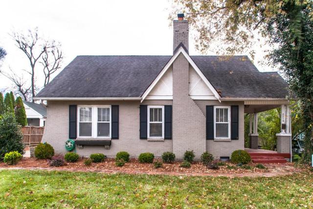 2219 Blair Blvd, Nashville, TN 37212 (MLS #1881786) :: Ashley Claire Real Estate - Benchmark Realty