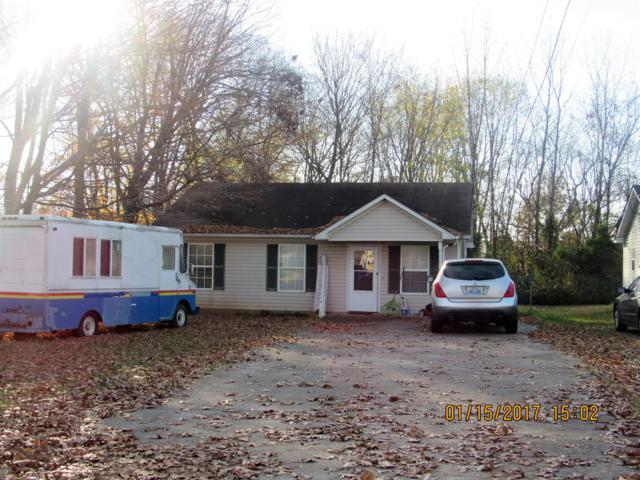 614 Stateline, Oak Grove, KY 42262 (MLS #1881811) :: REMAX Elite