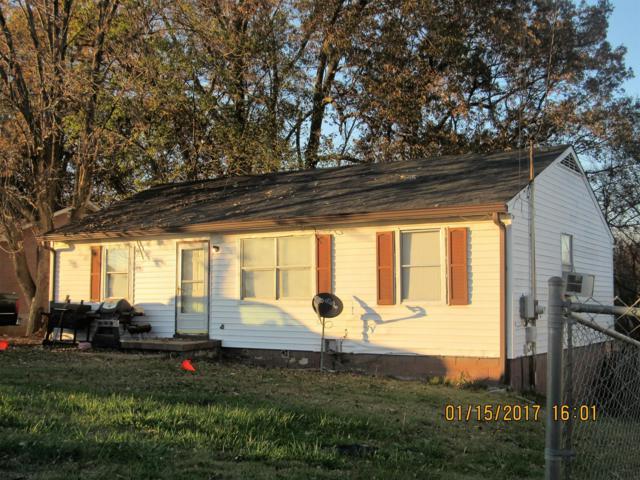 3438 Arvin, Clarksville, TN 37042 (MLS #1881839) :: NashvilleOnTheMove   Benchmark Realty