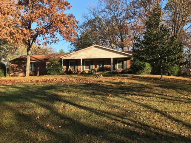 100 Hickory Ln, McMinnville, TN 37110 (MLS #1881971) :: Felts Partners