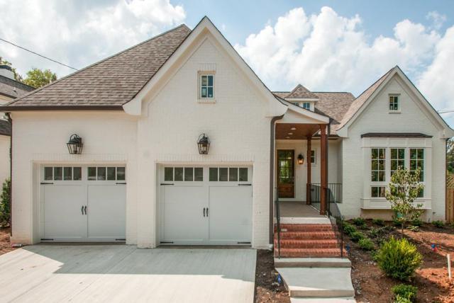 102 B Gilman Ave, Nashville, TN 37205 (MLS #1882007) :: NashvilleOnTheMove | Benchmark Realty