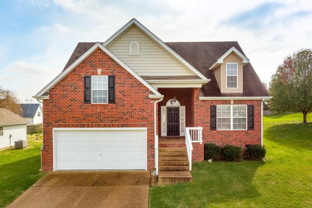 3011 Baker Way, Spring Hill, TN 37174 (MLS #1882028) :: Exit Realty Music City