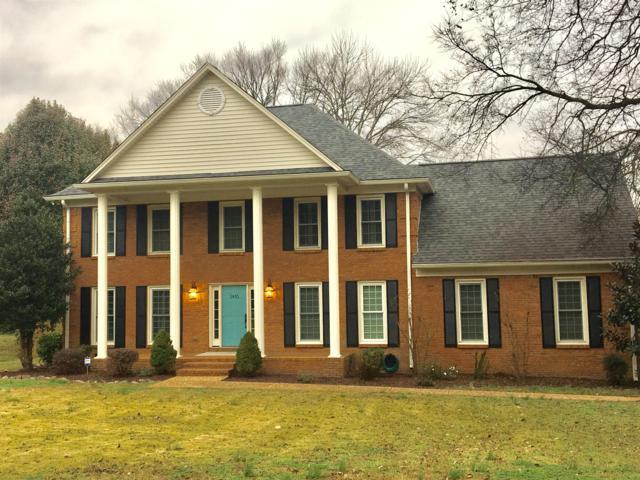 1405 Trailridge Cir, Mount Juliet, TN 37122 (MLS #1882093) :: Nashville's Home Hunters