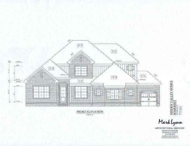 425 Oldenburg Rd. (Lot 2207), Nolensville, TN 37135 (MLS #1882121) :: Berkshire Hathaway HomeServices Woodmont Realty