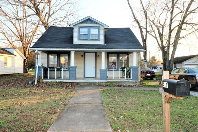 411 5Th St, Lawrenceburg, TN 38464 (MLS #1882242) :: KW Armstrong Real Estate Group