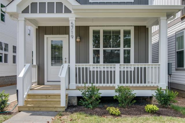 553 A Moore Ave, Nashville, TN 37203 (MLS #1882527) :: Ashley Claire Real Estate - Benchmark Realty
