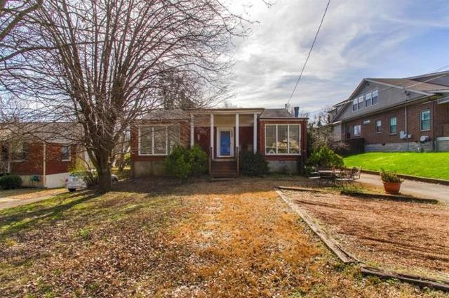 1805 Sweetbriar, Nashville, TN 37212 (MLS #1882612) :: Ashley Claire Real Estate - Benchmark Realty